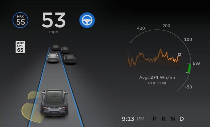Istotne zmiany w autopilocie Tesla