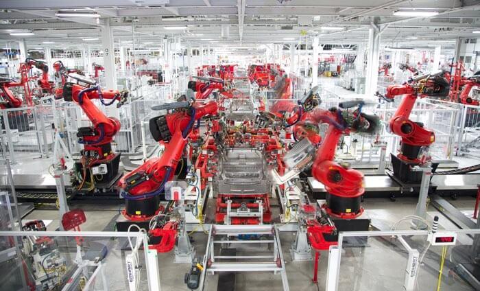 Gigafactory Tesla - inwestycja za 5 mld