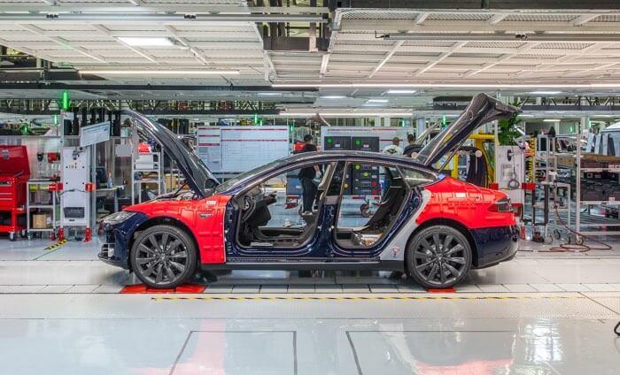Gigafactory będzie produkować silniki