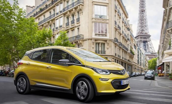 Opel Ampera-e konkurencją dla Tesli?