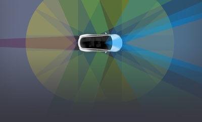 Autopilot 2.0 w każdej Tesli