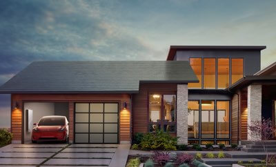 Dachy solarne w ofercie Tesla już w 2017