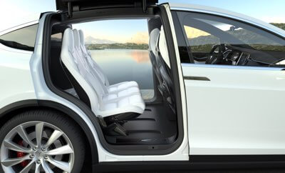 Tesla Model X recenzja wideo Top Gear