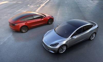 Tesla Model 3 już od 35,000 dolarów