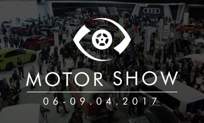 Widzimy sięna Poznań Motor Show 2017