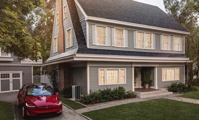 Solarne Dachy Tesla jużw sprzedaży
